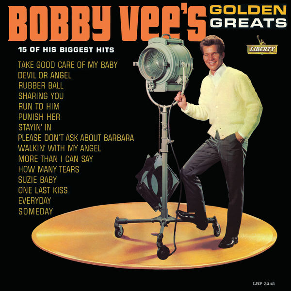 Bobby Vee - Bobby Vee's Golden Greats