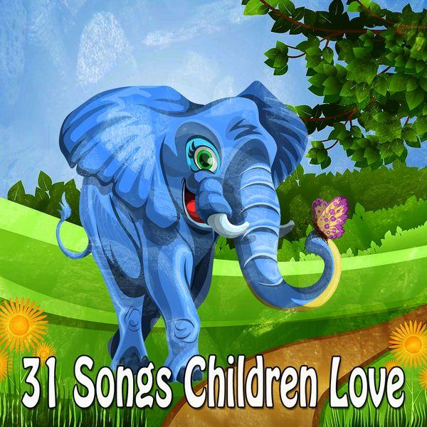 The Playtime Allstars - 31 Songs Children Love