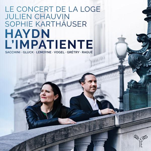 Julien Chauvin - Haydn : L'Impatiente