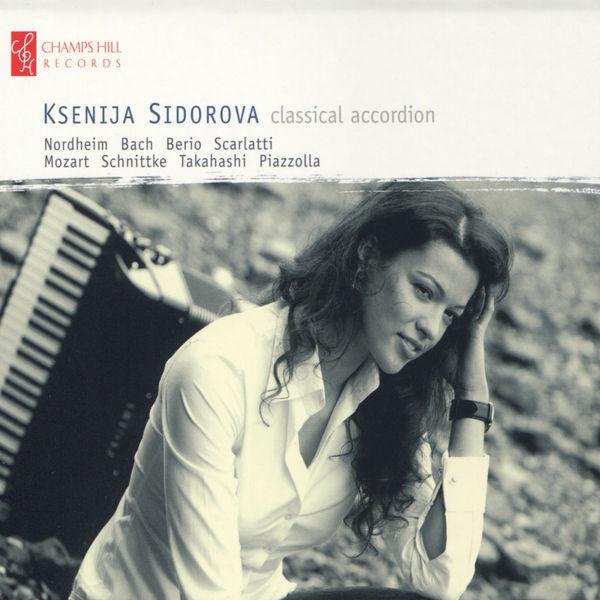 Ksenija Sidorova - Classical Accordion