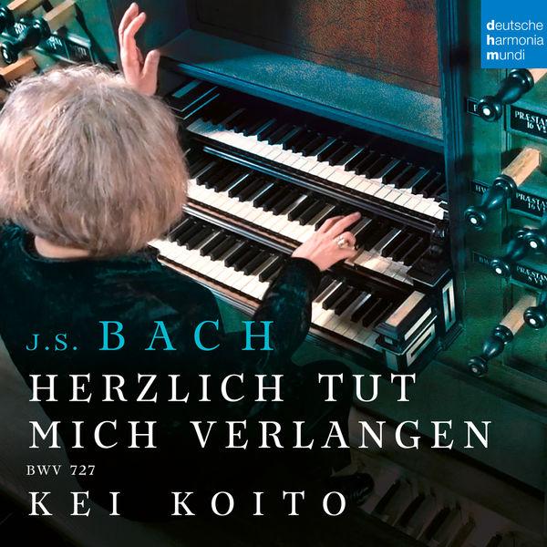 Kei Koito - Herzlich tut mich verlangen, BWV 727
