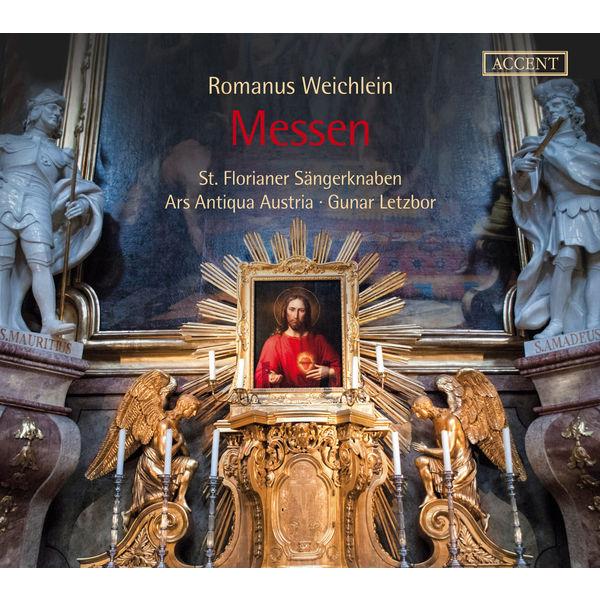 Ars Antiqua Austria - Weichlein: Messen