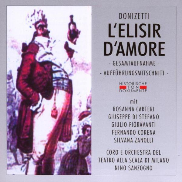 Coro Del Teatro Alla Scala Di Milano - Gaetano Donizetti: LElisir DAmore