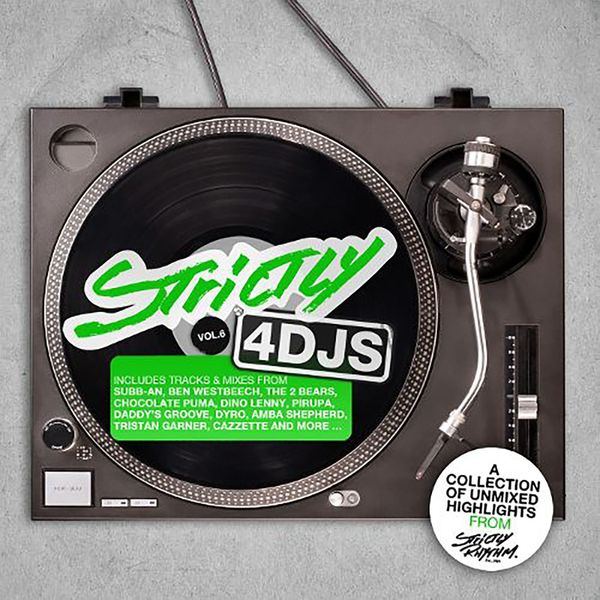 Various Artists - Strictly Bass & Breaks