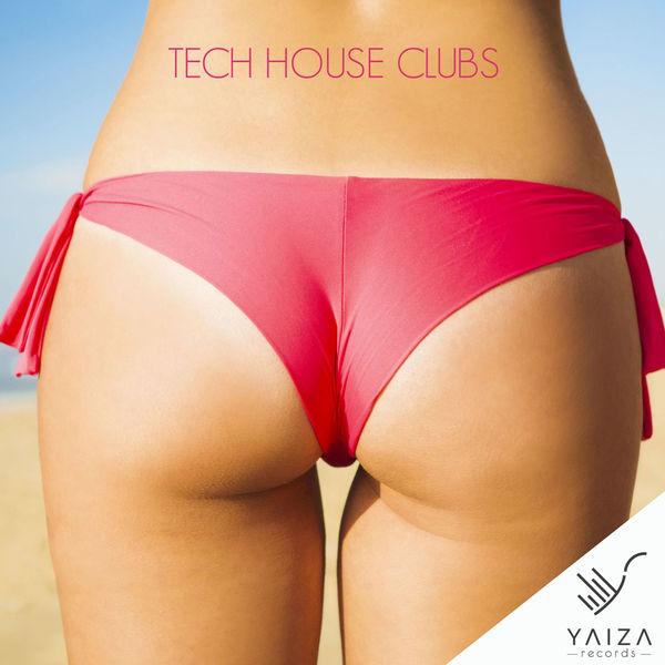 Various Interprets - Tech House Clubs