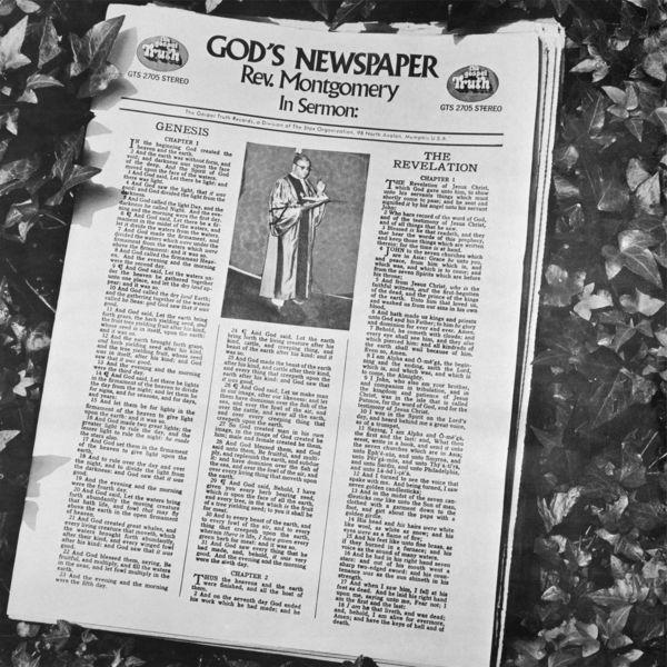 Reverend J.D. Montgomery - God's Newspaper