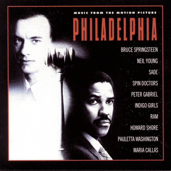 Original Soundtrack - PHILADELPHIA -  Music From The Motion Picture