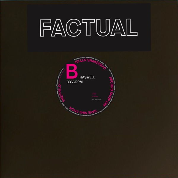 Russell Haswell - Factual