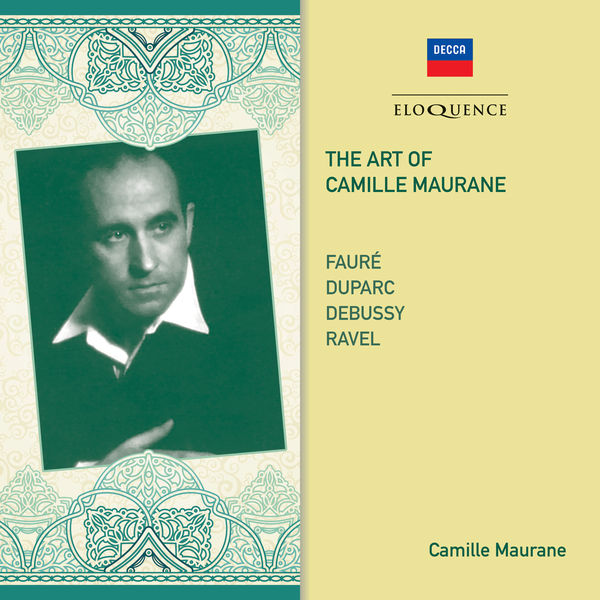 Camille Maurane - The Art Of Camille Maurane