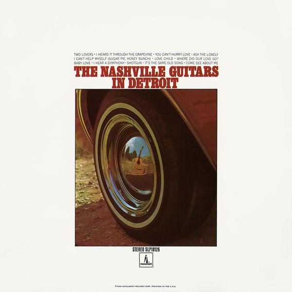 The Nashville Guitars - The Nashville Guitars In Detroit