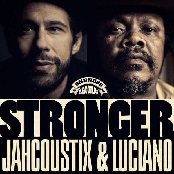 Jahcoustix - Stronger