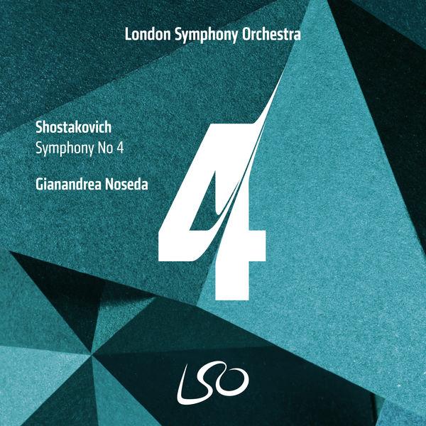 Gianandrea Noseda - Shostakovich : Symphony No. 4