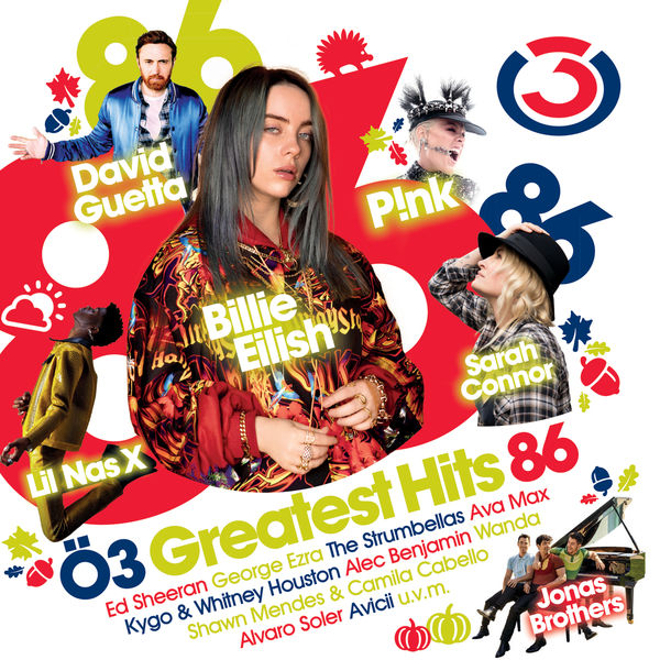 Various Artists - Ö3 Greatest Hits Vol. 86