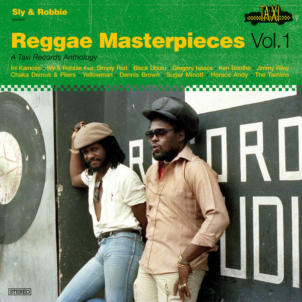Various Artists - Reggae Masterpieces Vol. 1, A taxi Records Anthology