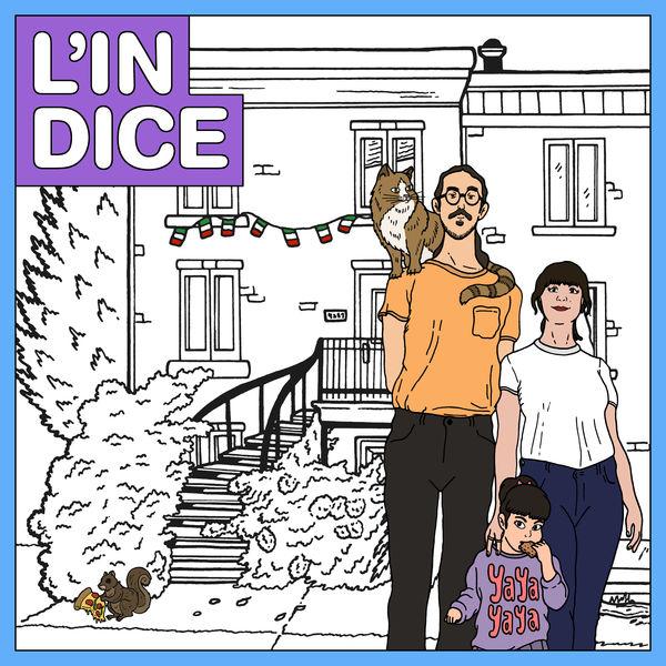 L'INDICE - Ça (Ma petite friponne) - Single