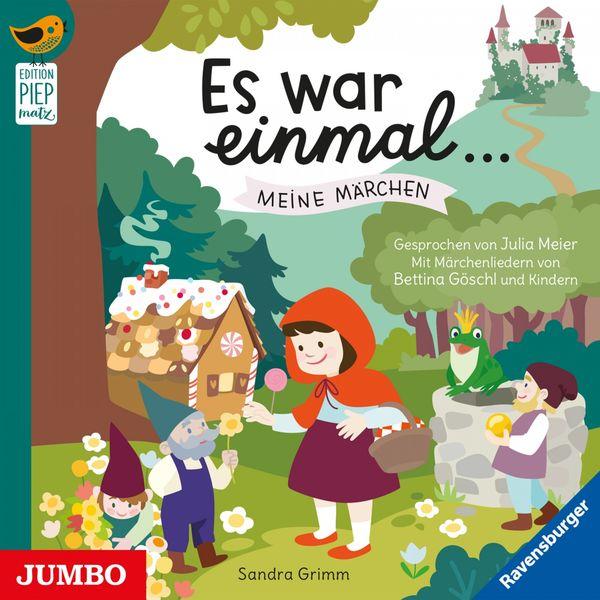 Sandra Grimm Es war einmal ... Meine Märchen (Edition Piepmatz)
