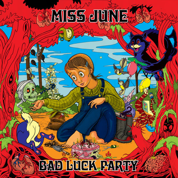 Miss June - Bad Luck Party