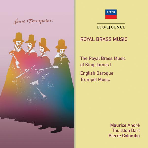 Thurston Dart - Royal Brass Music