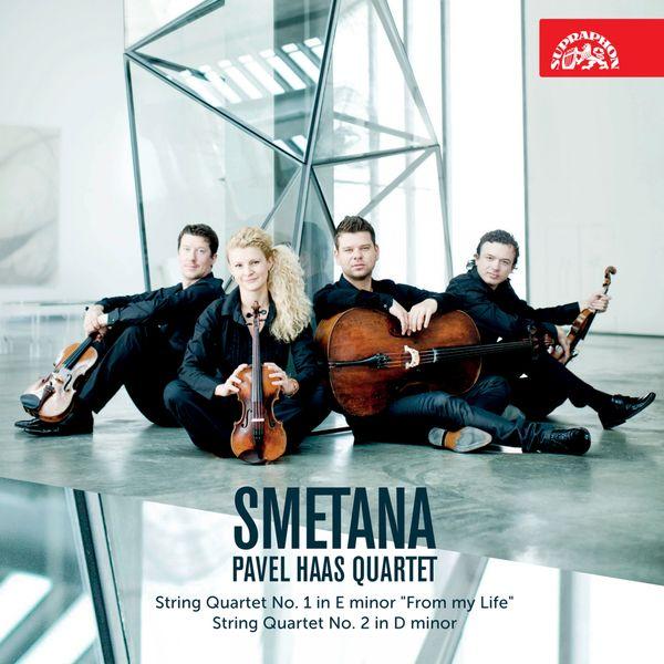 Pavel Haas Quartet Smetana: String Quartets No. 1 & No. 2