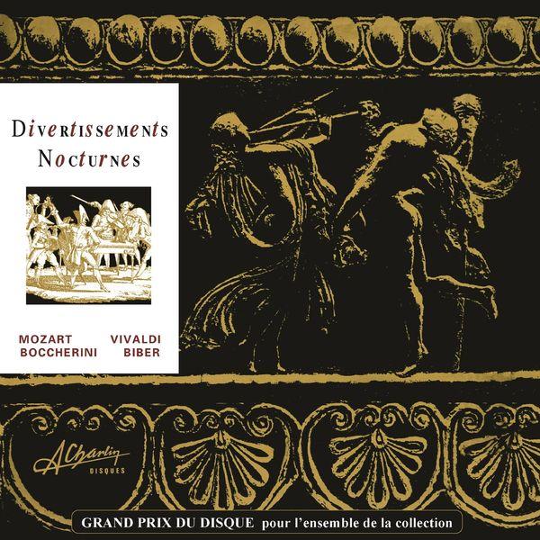 Orchestre De Chambre De Cologne - Divertissements nocturnes - SLC31