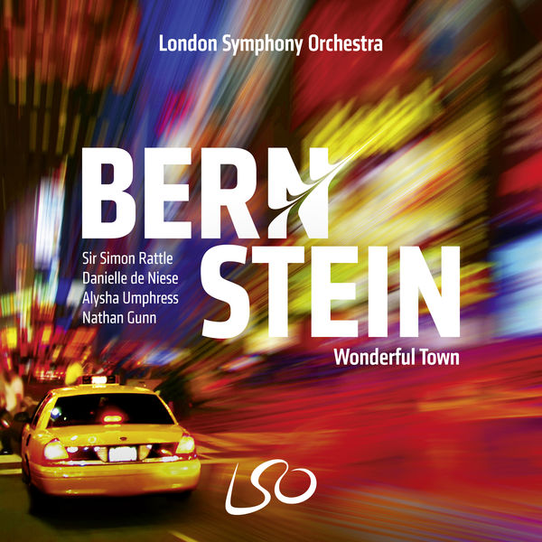 Simon Rattle - Bernstein : Wonderful Town