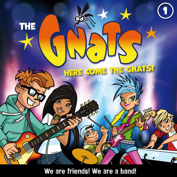 The Gnats - 01/Here Come The Gnats!