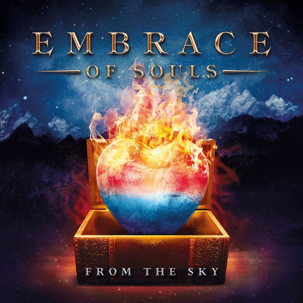 Embrace of Souls - From the Sky (feat. Edward De Rosa)