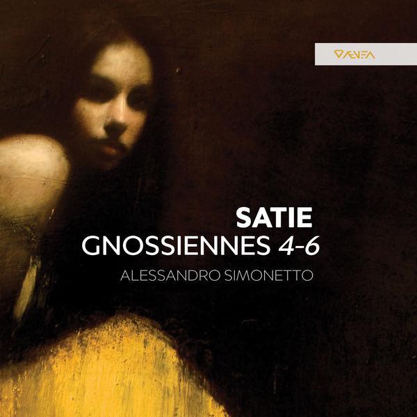Alessandro Simonetto (Pianist, Harpsichordist) - Satie: Gnossiennes Nos. 4-6