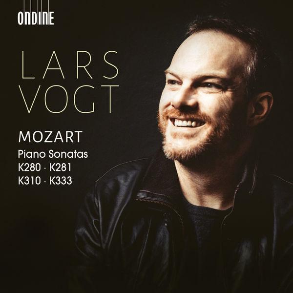 Lars Vogt - Mozart: Piano Sonatas K280, K281, K310 & K333