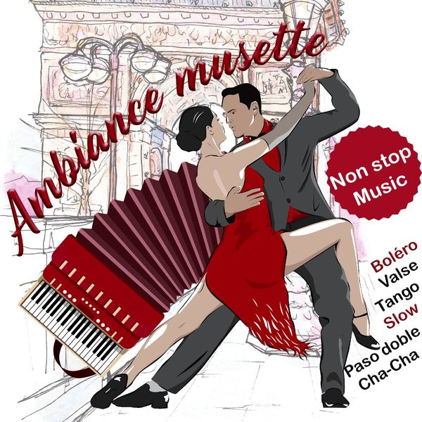 Various Artists - Ambiance musette (Non-Stop Music)