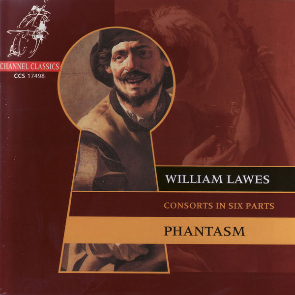 William Lawes - Lawes: Consorts In Six Parts