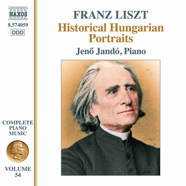 Jenő Jandó - Liszt: Piano Works