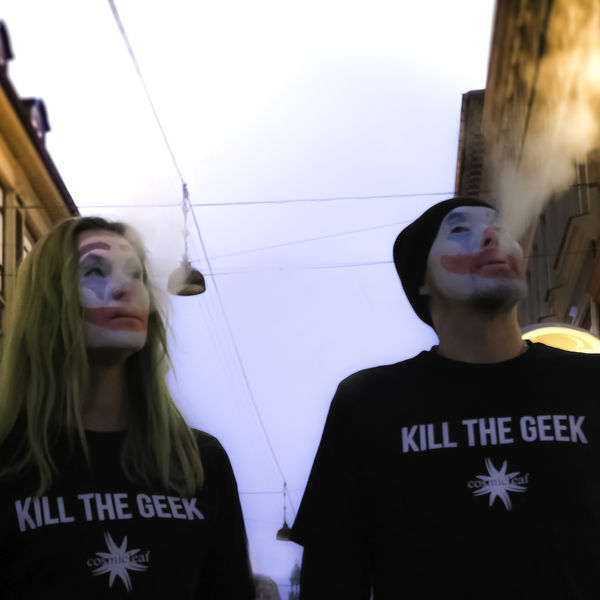 Kill The Geek - What The Streets Teach You