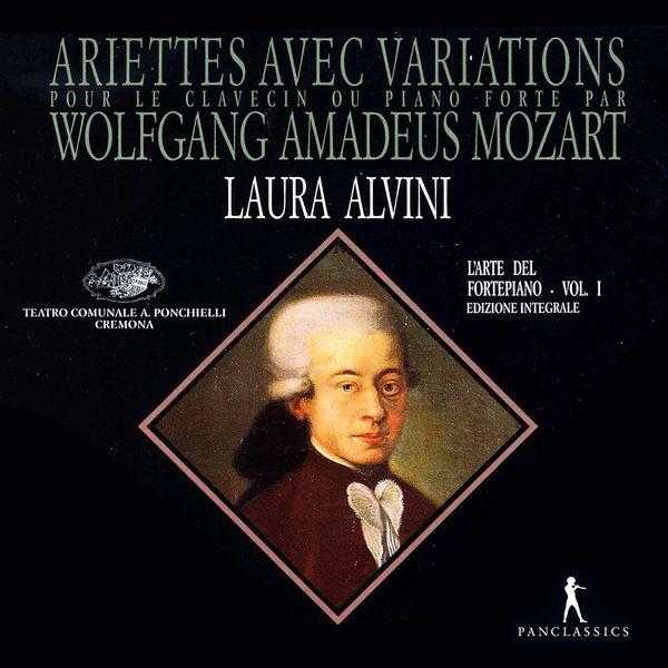 Laura Alvini  - L'arte del fortepiano, Vol. 1