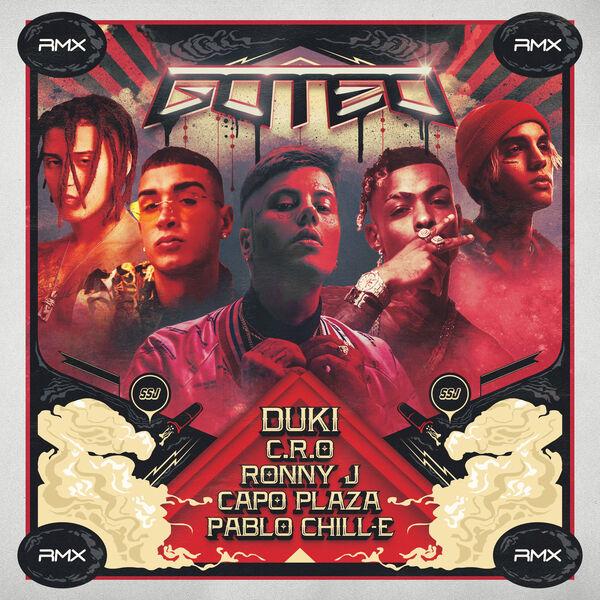 Duki - Goteo (Remix)