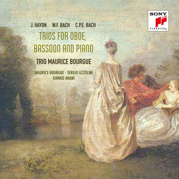 Sergio Azzolini - Haydn, W.F. Bach & C.P.E. Bach: Trios for Oboe, Bassoon & Piano