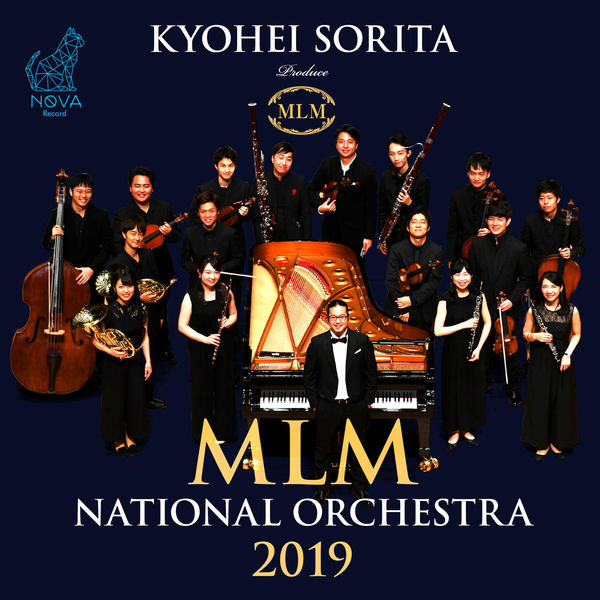 Various Composers - Kyohei Sorita  MLM National Orchestra 2019