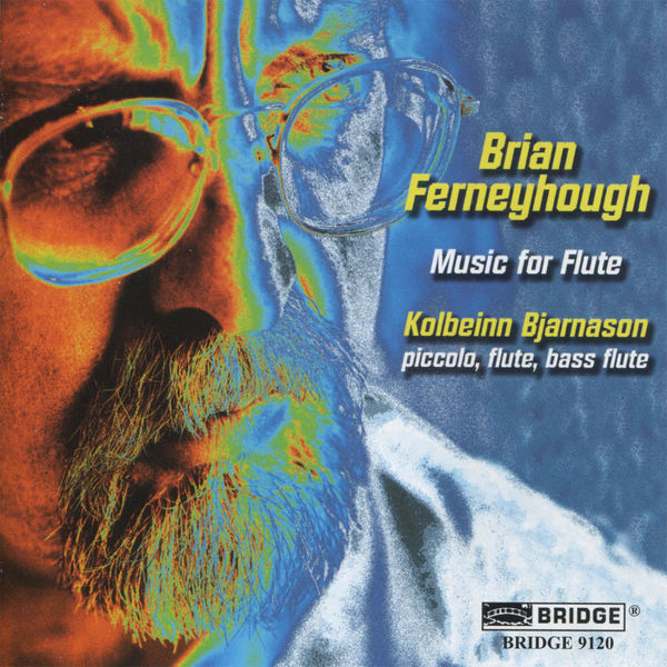 Valgurthur Andresdottir - Brian Ferneyhough: Music for Flute and Piano