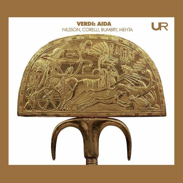 Zubin Mehta|Verdi: Aïda