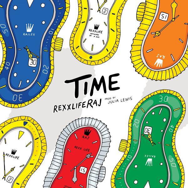 Rexx Life Raj - Time