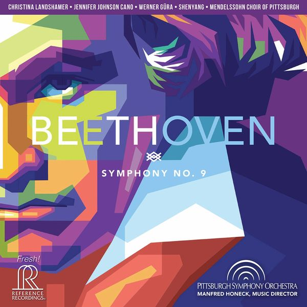"Pittsburgh Symphony Orchestra - Beethoven: Symphony No. 9 in D Minor, Op. 125 ""Choral"" (Live)"