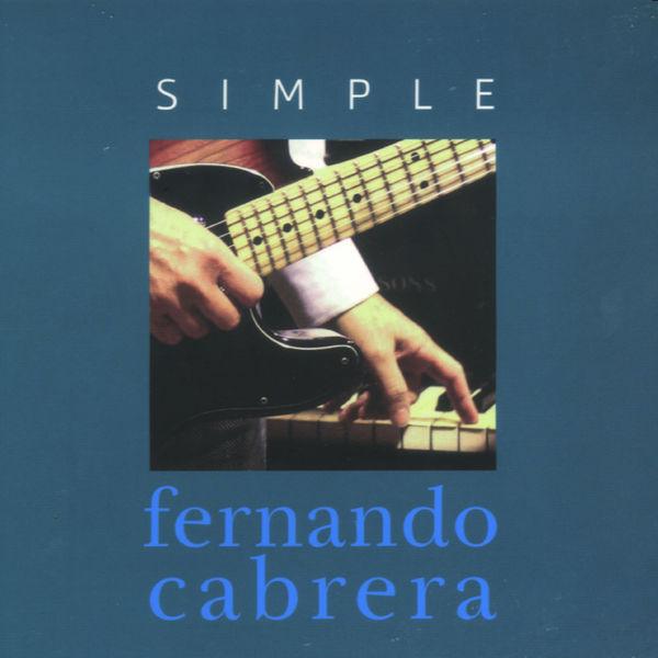 Fernando Cabrera - Simple
