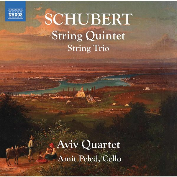 Aviv Quartet - Schubert: String Trio in B-Flat Major & String Quintet in C Major