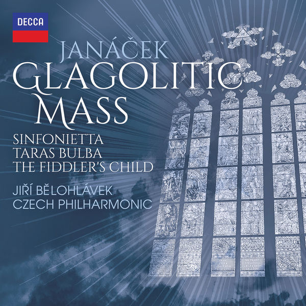 Jiří Bělohlávek  - Janáček : Glagolitic Mass, Taras Bulba, Sinfonietta...