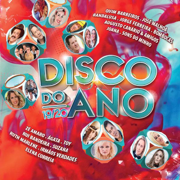 VA - Disco do Ano 19/20 (2CDs) 2019