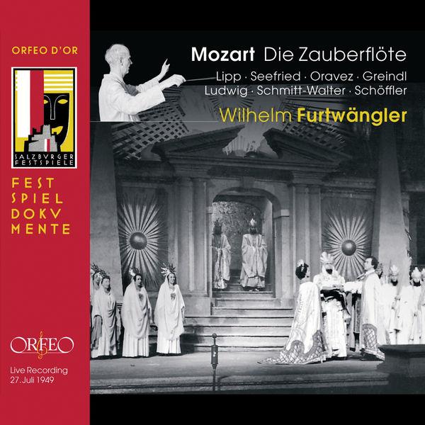 Wiener Philharmonic Orchestra - Mozart: Die Zauberflöte, K. 620 (Live)