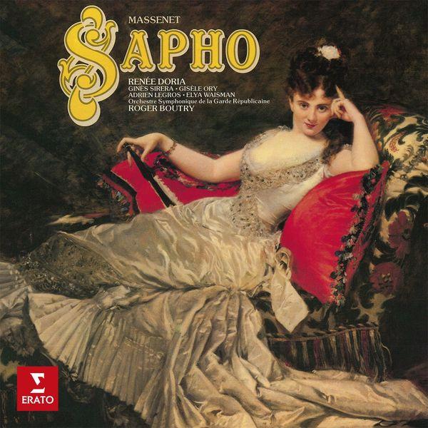 Roger Boutry - Massenet: Sapho
