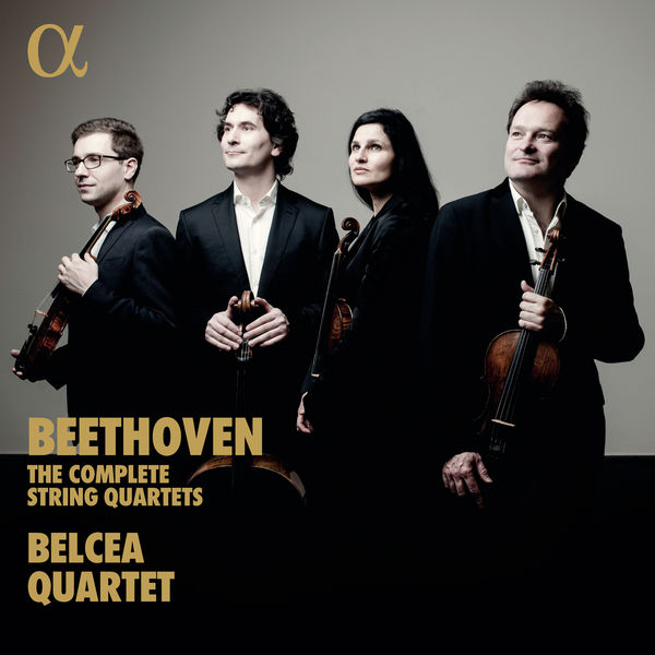 Belcea Quartet - Beethoven: The Complete String Quartets
