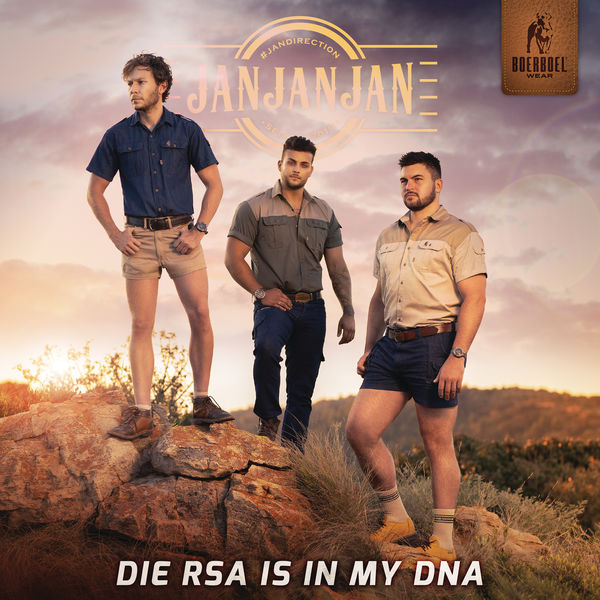 JAN JAN JAN - Die RSA is in my DNA