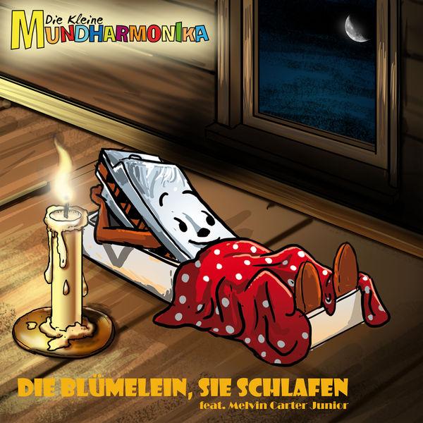 Die kleine Mundharmonika - Die Blümelein, sie schlafen